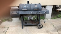 black and gray gas grill Saint Rose, 70087