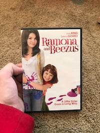 Ramona and Beezus DVD Sterling, 20165