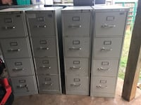 4-Drawer File Cabinets Clover, 29710