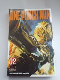 One-Punch man Volume 2 London, W9 3PY