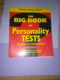 The Big Book of Personality Tests