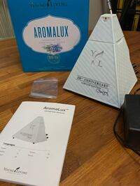 Aromalux Essential oil diffuser from Young Living Toronto, M6H 1W3