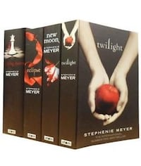 Twilight book set!!!  Chesapeake, 23322