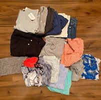 19 pieces of Clothing - size 14 - Boy.