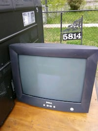 Dell 15 inch crt display