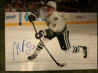 Alexandre Burrows autographed Canucks 11x14 photos Edmonton, T6H 5G1
