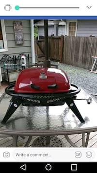 red and black Blue Rhino gas grill Monroe, 98272