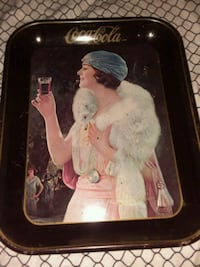Collectable Coke Tray  Tampa, 33613
