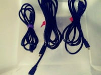 HDMI cables (3 cables) Silver Spring, 20910
