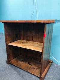 Antique hardwood shelf 41 km