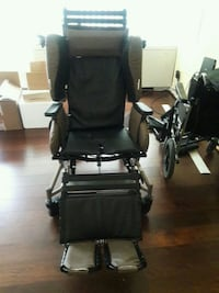 New broda chair. Can recline all the way back in a Chevy Chase, 20815