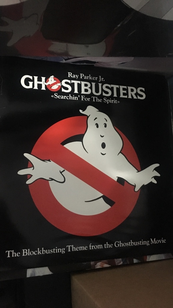 Ghost Busters Record