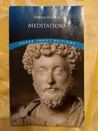 Marcus Aureius Meditations Dover Thrift Edition book