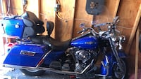 Blue and black touring motorcycle. Barely been driven 2002 good condition standard engine Odenton, 21113