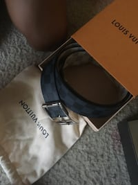 Louis Vuitton Belt Columbia, 21044