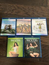 Weeds - Complete Season One to Season Five [Blu-ray] Brant, N0E 1R0