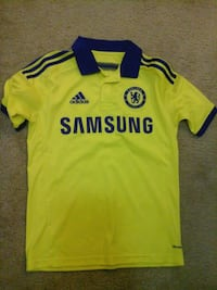 Chelsea Football Club soccer jersey  35 km