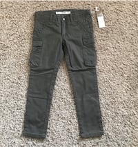 Girl's Joes jeans
