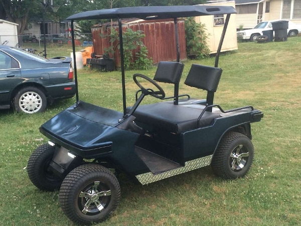 Used Melex Gas Golf Cart for sale in Forest City - letgo on yamaha golf cart 2001, club car golf cart 2001, columbia golf cart 2001,