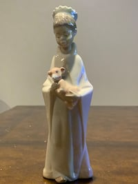 Lladro King Balthasar - vintage in excellent condition Mc Lean, 22101