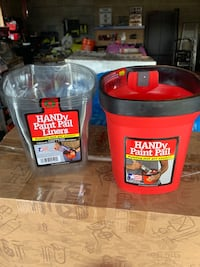 Handy paint pail and liners Severn, 21144