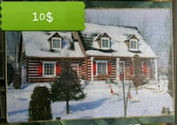 """""""REDUCED"""" WINTER CABIN CANVAS at 8$ ONLY Ottawa, K1G 3P6"""