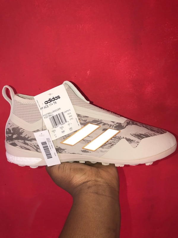 new product 5fd6c df120 ADIDAS Shoes X POGBA / PAUL POGBA ACE 17+ TR / BROWN Size 11 Mens