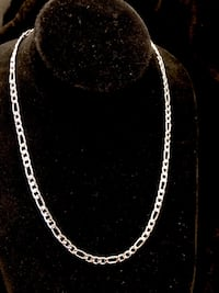 """24"""" Sterling Silver necklace chain 925 Surrey, V4N 0L4"""