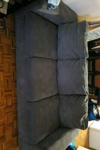 Grey leons couch.pick up only Toronto, M6A