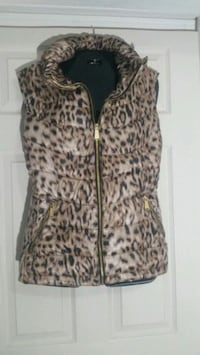 BNWT WOMAN'S CALVIN KLIEN OUTDOOR WEAR VEST SIZE X Pickering, L1X
