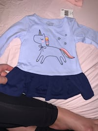 Unicorn baby top new with tags  Toronto, M3N
