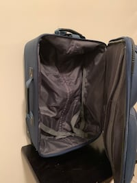 Tracker carry-on suitcase