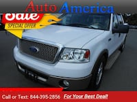 2006 *Ford* *F150* Lariat 4dr SuperCrew Styleside 5.5 ft. SB pickup Monroe