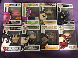 Funko Pops for sale $5!