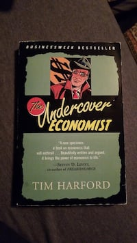 The Undercover Economist by Tim Harford Vancouver, V6P 4J3