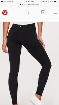 Lululemon size 12 Kitchener, N2B 1H2