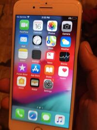 space gray iPhone 6 with red case Houston, 77093