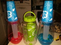 NEW WITH TAGS 3 PITCHES WITH CUPS  Fresno, 93703
