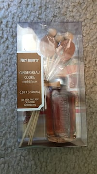 Pier 1 imports Gingerbread cookie reed diffuser Hope Mills, 28348