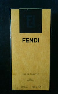Fendi perfume. 34 oz / 100ml New in open box Ottawa, K1Y