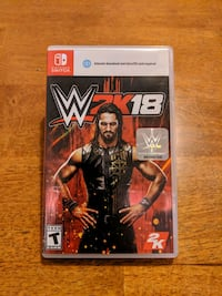 WWE 2K18 (Nintendo Switch) El Paso, 79925