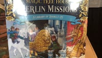 Book Set -- Magic Tree House  Merlin  Misson Germantown, 20876