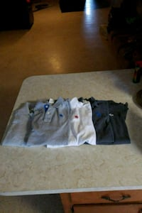 Abercrombie polo shirts  Beaumont, 77706
