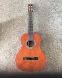 brown and black classical guitar Keswick, L4P 0B9