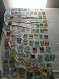 99 pokemon cards  Saint Thomas, N5R 1S9