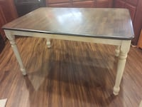 Refinished Farmhouse Dining Table Fort Belvoir, 22309