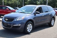 Chevrolet - Traverse - 2014 Falls Church