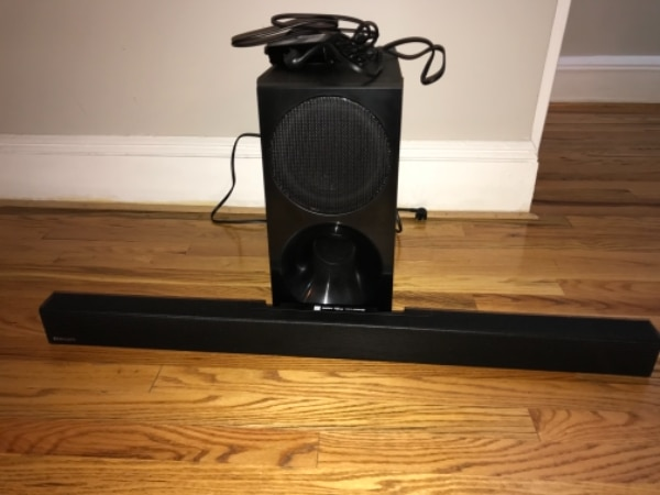 1ced80eabb6 Used Samsung - 2.1-Channel 300W Soundbar System with 6-1 2
