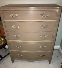 Drexel French Provincial chest of drawers dresser Kensington, 20895