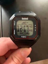 Bushnell NEO X golf watch